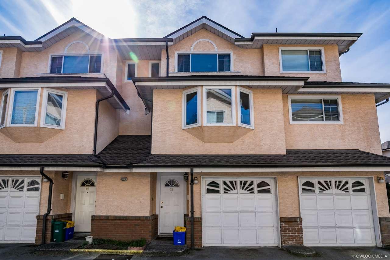 Buliding: 8780 Bennett Road, Richmond, BC