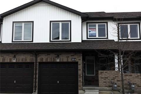Townhouse for sale at 90 Sovereigns Gt Unit 21 Barrie Ontario - MLS: S4426543