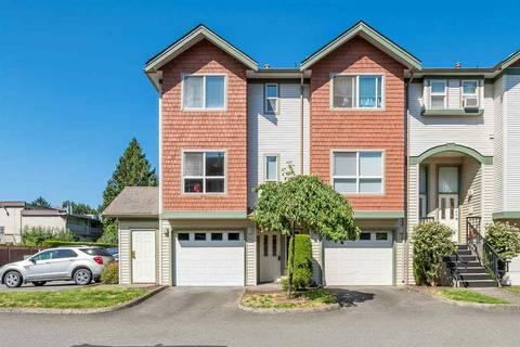 Townhouse for sale at 9470 Hazel St Unit 21 Chilliwack British Columbia - MLS: R2390255