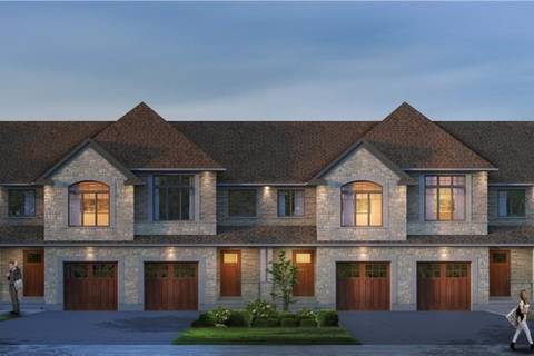 Townhouse for sale at 95 Hollybrook Tr Unit 21 Kitchener Ontario - MLS: 30729018