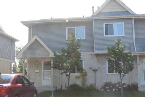 Townhouse for sale at 9619 180 St Nw Unit 21 Edmonton Alberta - MLS: E4164426