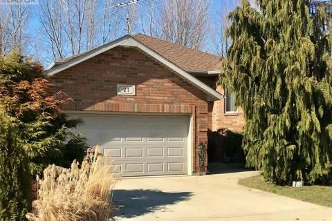 House for sale at 21 Aiuto  Leamington Ontario - MLS: 19015555