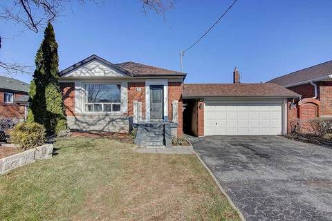 House for sale at 21 Alice Cres Toronto Ontario - MLS: E4722526