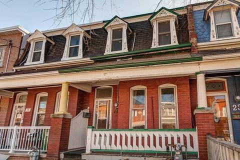 Townhouse for sale at 21 Alma Ave Toronto Ontario - MLS: C4393362