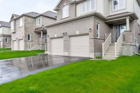 Townhouse for sale at 21 Ambrous Cres Guelph Ontario - MLS: X4466839