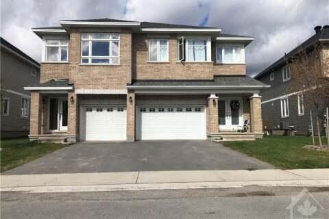 House for sale at 21 Antonakos Dr Carleton Place Ontario - MLS: 1212949