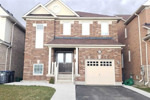 House for sale at 21 Apple Valley Wy Brampton Ontario - MLS: W4966322