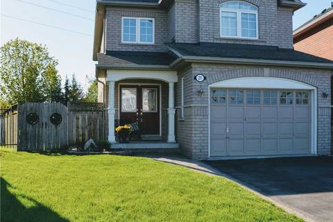 House for sale at 21 Arlston Ct Whitby Ontario - MLS: E4457004