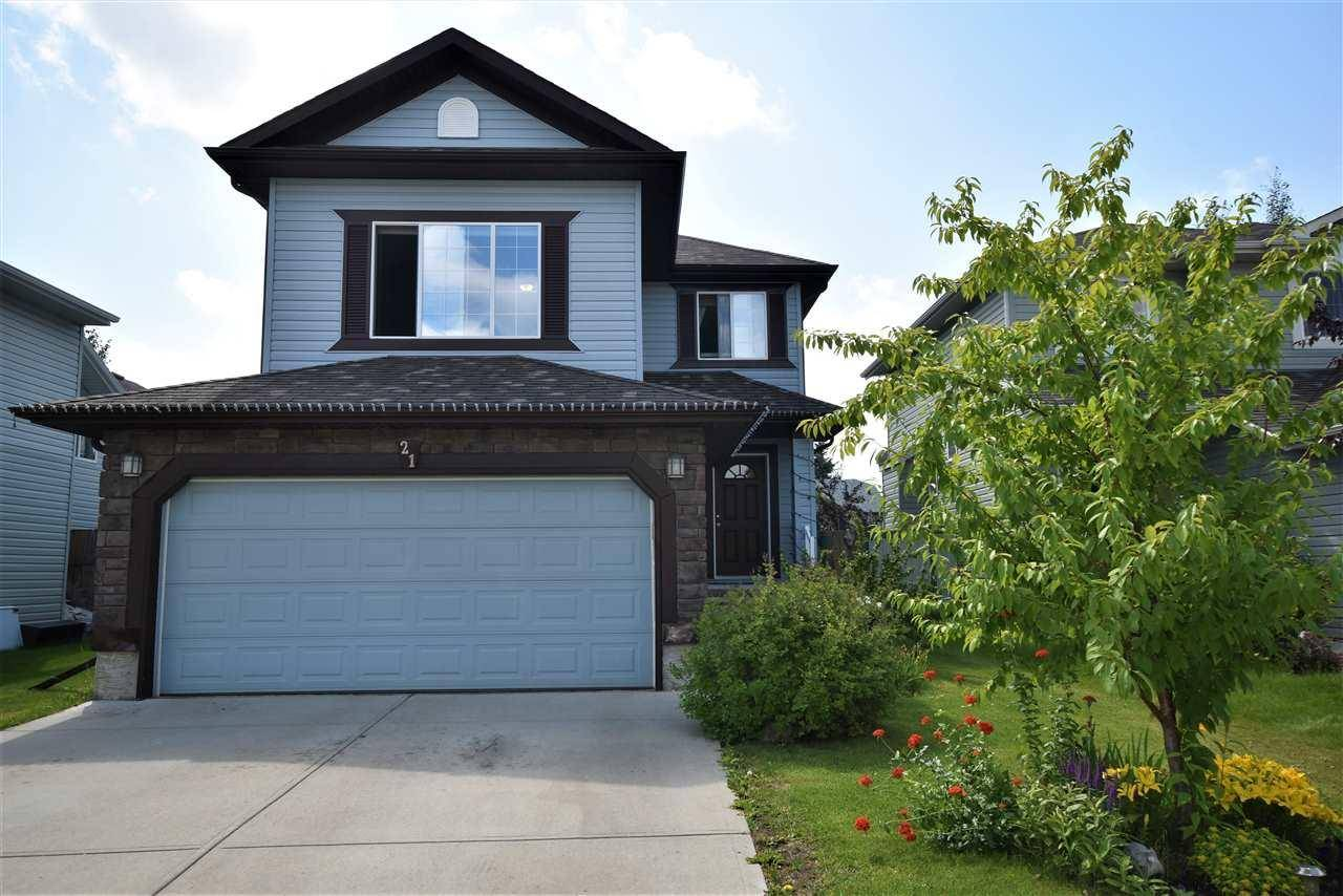 House for sale at 21 Ashgrove Dr Spruce Grove Alberta - MLS: E4185950