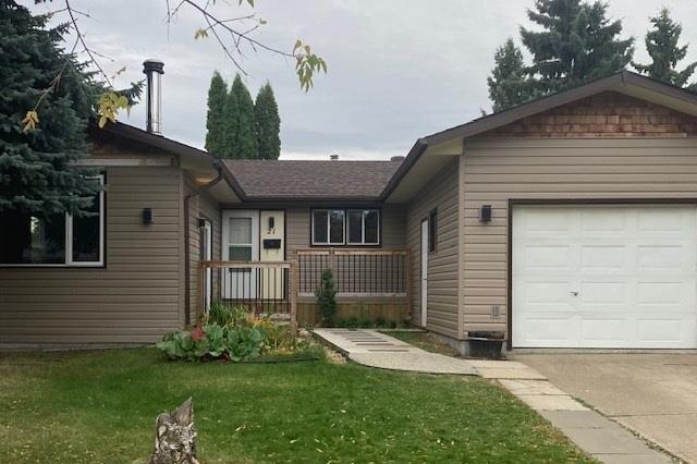 House for sale at 21 Aspen Cr St. Albert Alberta - MLS: E4218413