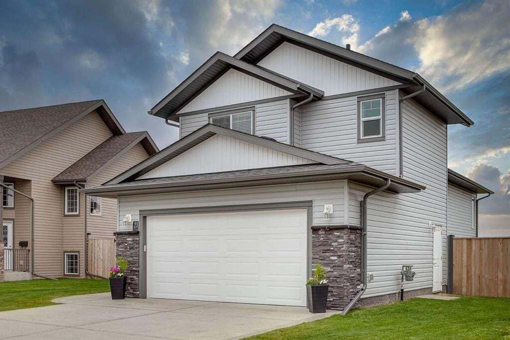 House for sale at 21 Aztec Cres Blackfalds Alberta - MLS: A1009777