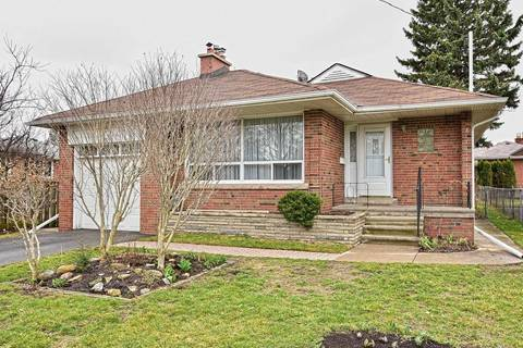 House for sale at 21 Badger Dr Toronto Ontario - MLS: W4419029