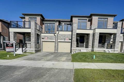 Townhouse for sale at 21 Badgerow Wy Aurora Ontario - MLS: N4604961
