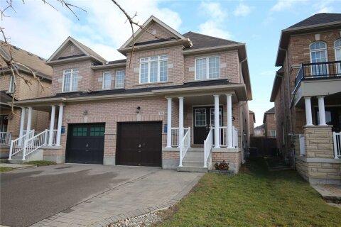 Townhouse for rent at 21 Barli Cres Vaughan Ontario - MLS: N5002200