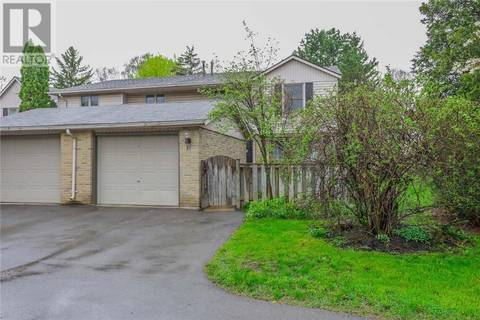 Townhouse for sale at 21 Berkshire Ct London Ontario - MLS: 195009