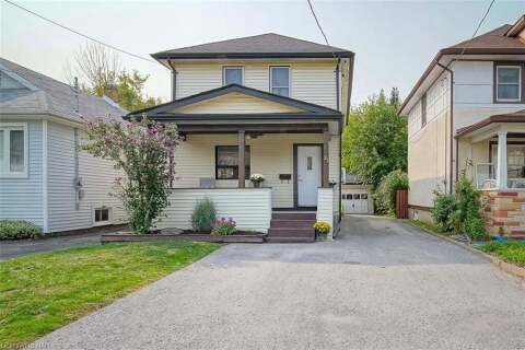House for sale at 21 Berryman Ave St. Catharines Ontario - MLS: 40020952