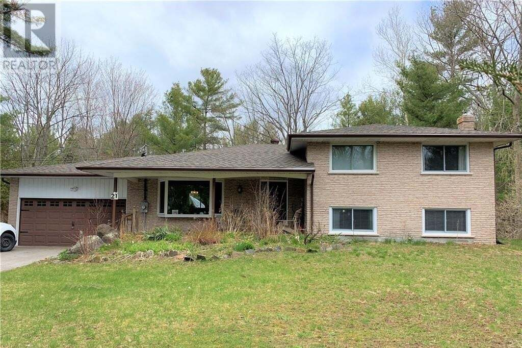 House for sale at 21 Brenda Ave Parry Sound Ontario - MLS: 245942