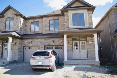 Townhouse for rent at 21 Brent Stephens Wy Brampton Ontario - MLS: W4956795