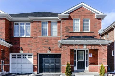 Townhouse for sale at 21 Bushmill Circ Brampton Ontario - MLS: W4698266