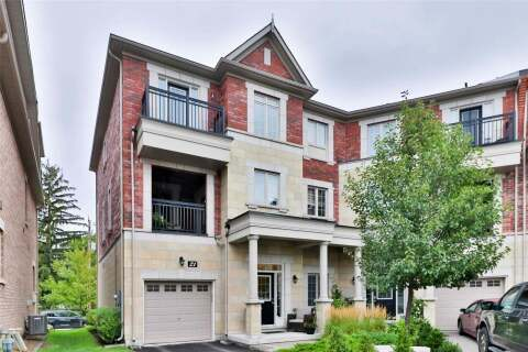 Townhouse for sale at 21 Caliber Ct King Ontario - MLS: N4959713