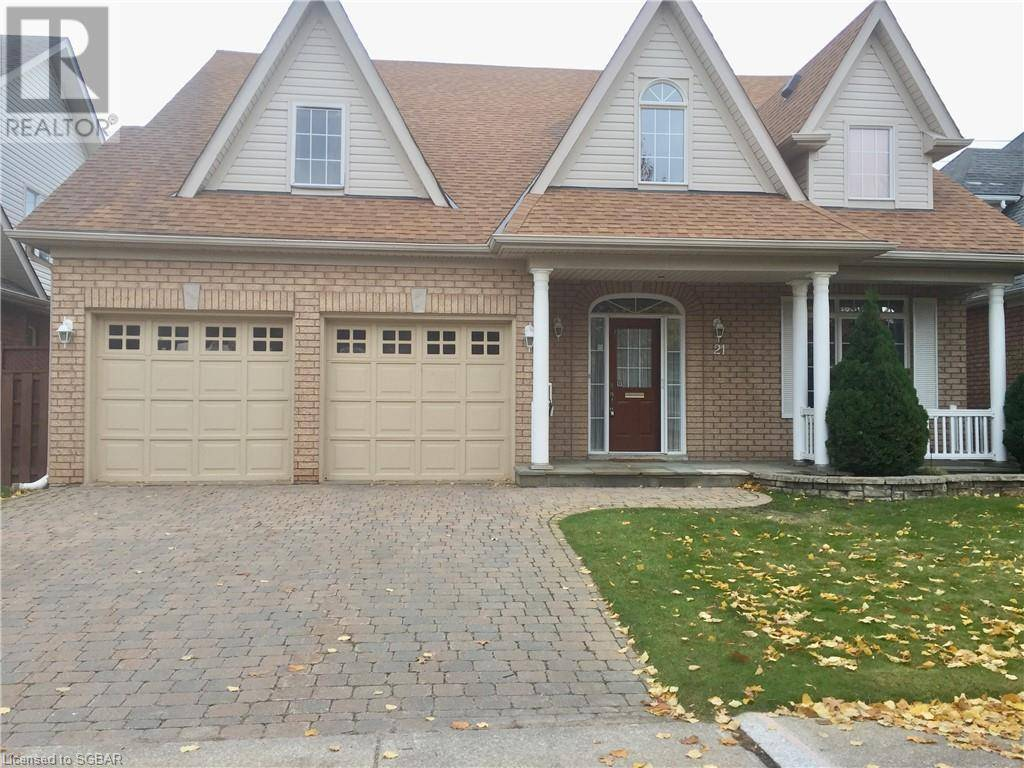 House for rent at 21 Callary Cres Collingwood Ontario - MLS: 230010