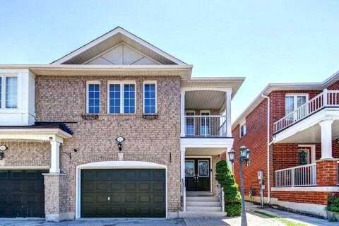 Townhouse for sale at 21 Capistro St Brampton Ontario - MLS: W4798194