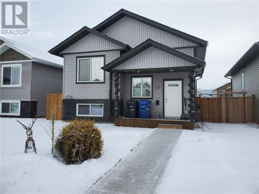 House for sale at 21 Cedar Cres Blackfalds Alberta - MLS: ca0189028