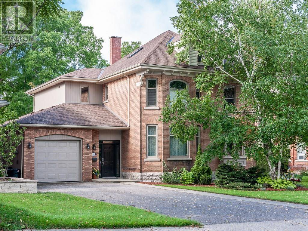 House for sale at 21 Centre St Stratford Ontario - MLS: 30728985