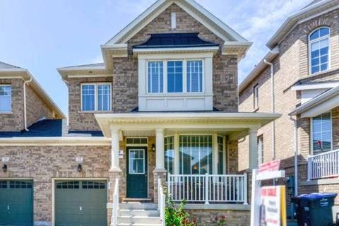 Townhouse for sale at 21 Chesterwood Cres Brampton Ontario - MLS: W4498839