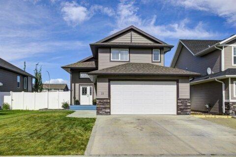 House for sale at 21 Churchill Pl Blackfalds Alberta - MLS: A1040604