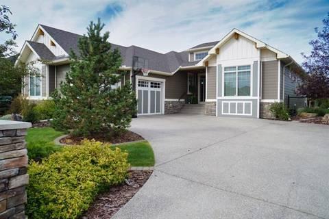 House for sale at 21 Cimarron Estates Li Okotoks Alberta - MLS: C4270151