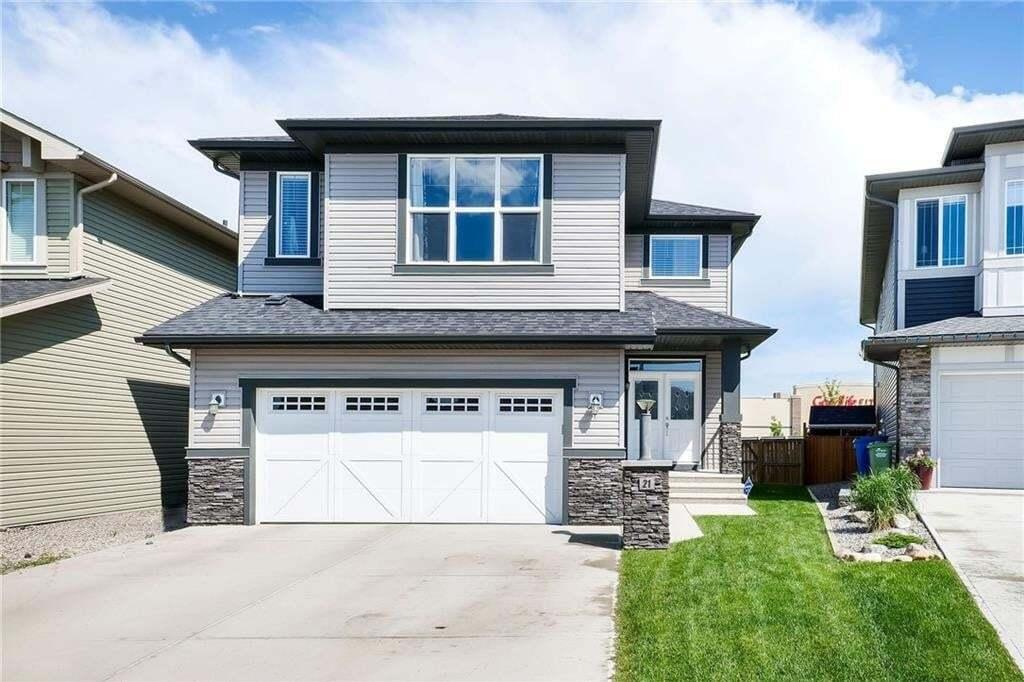 House for sale at 21 Cimarron Springs Gr Cimarron Springs, Okotoks Alberta - MLS: C4305097