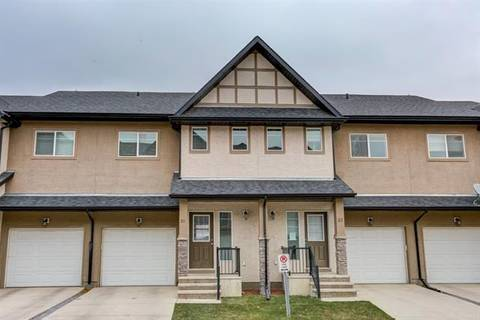 Townhouse for sale at 21 Cimarron Vista Garden(s) Okotoks Alberta - MLS: C4287256