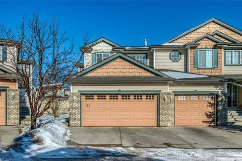 Townhouse for sale at 21 Citadel Estates Manr Northwest Calgary Alberta - MLS: C4287815