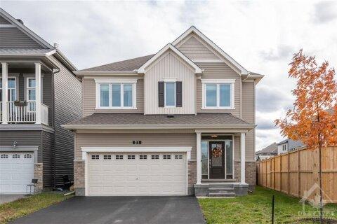 House for sale at 21 Clonfadda Te Ottawa Ontario - MLS: 1216913
