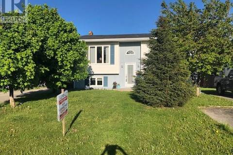 House for sale at 21 Collishaw Cres Gander Newfoundland - MLS: 1195686