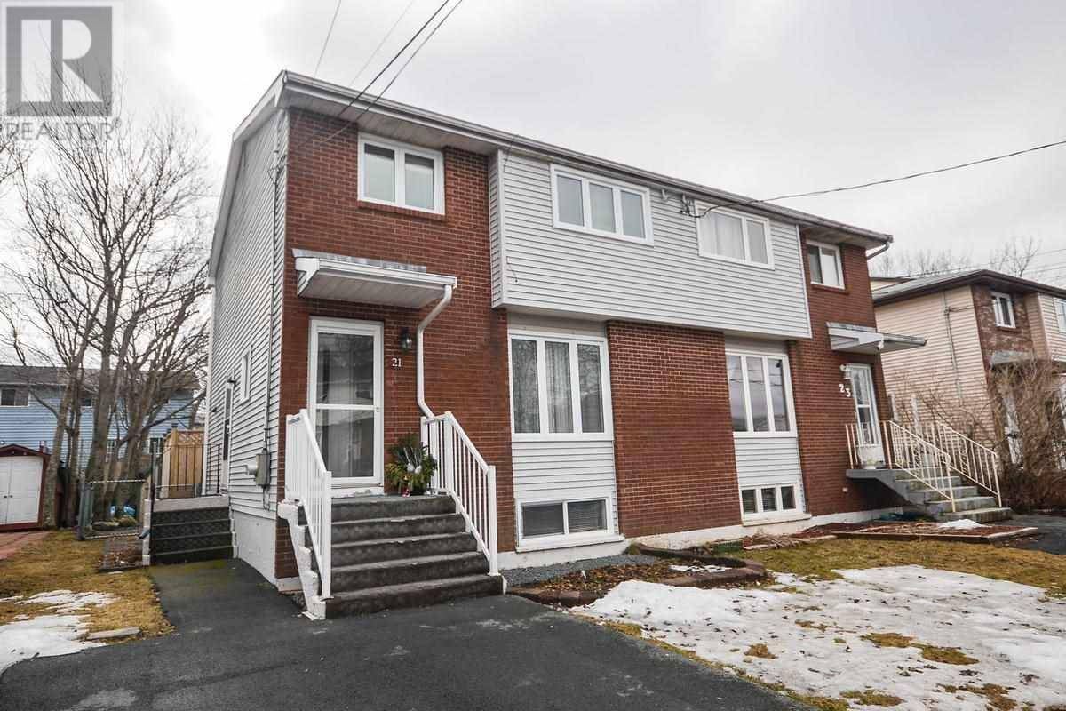 House for sale at 21 Colonna Pl Dartmouth Nova Scotia - MLS: 202004695