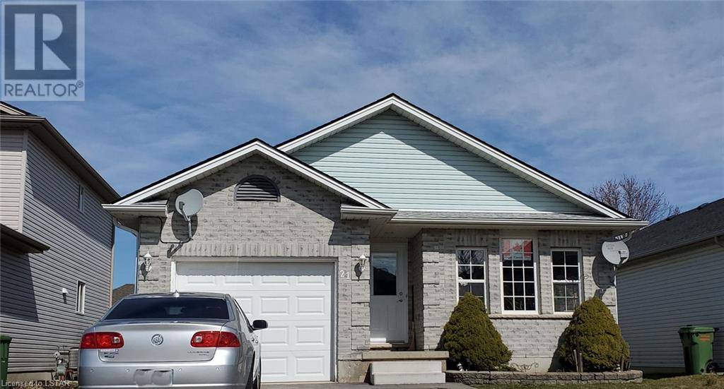 House for sale at 21 Cook Cres St. Thomas Ontario - MLS: 252343
