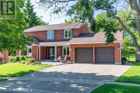 House for sale at 21 Cooper Ct Brantford Ontario - MLS: 30743726