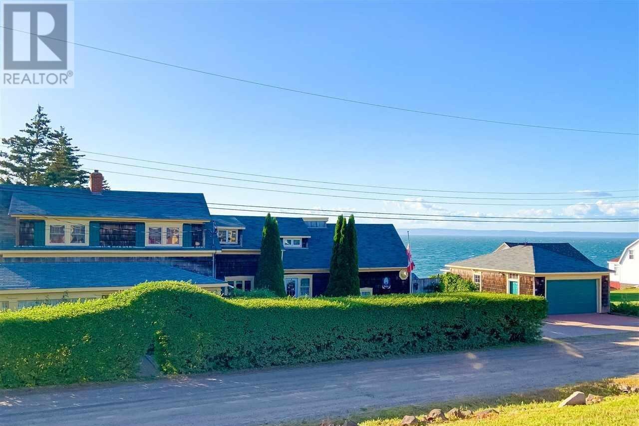 House for sale at 21 Cove Rd Halls Harbour Nova Scotia - MLS: 201919041