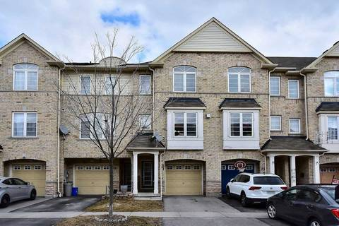 Townhouse for sale at 21 Cullcastle St Ajax Ontario - MLS: E4721114
