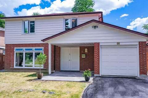 House for sale at 21 Deerford Rd Toronto Ontario - MLS: C4862218