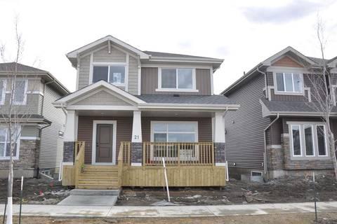 House for sale at 21 Dillingham Ave Fort Saskatchewan Alberta - MLS: E4153682