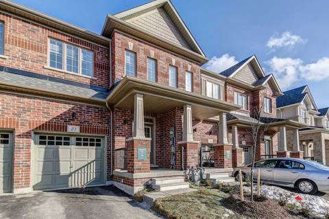 Townhouse for sale at 21 Doris Pawley Cres Caledon Ontario - MLS: W4652812