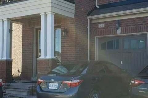 Townhouse for sale at 21 Dormington Cres Brampton Ontario - MLS: W4879383