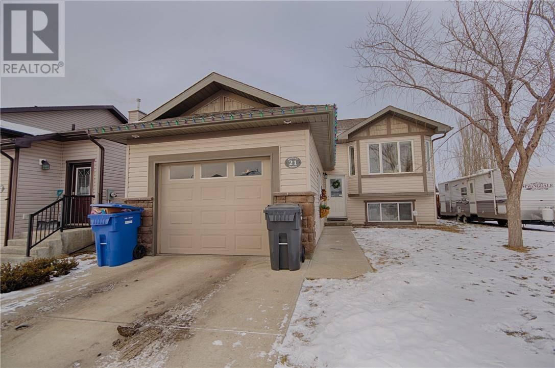 House for sale at 21 Dorothy Gentleman Cres N Lethbridge Alberta - MLS: ld0186174