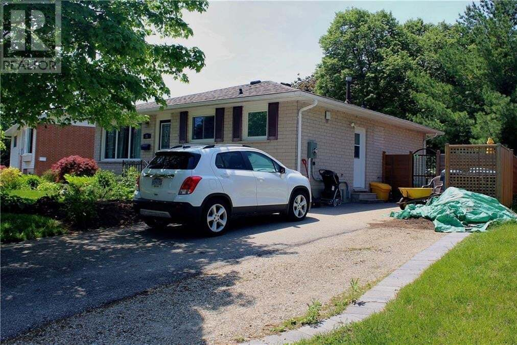 House for rent at 21 Dovercliffe Rd Guelph Ontario - MLS: 30810796