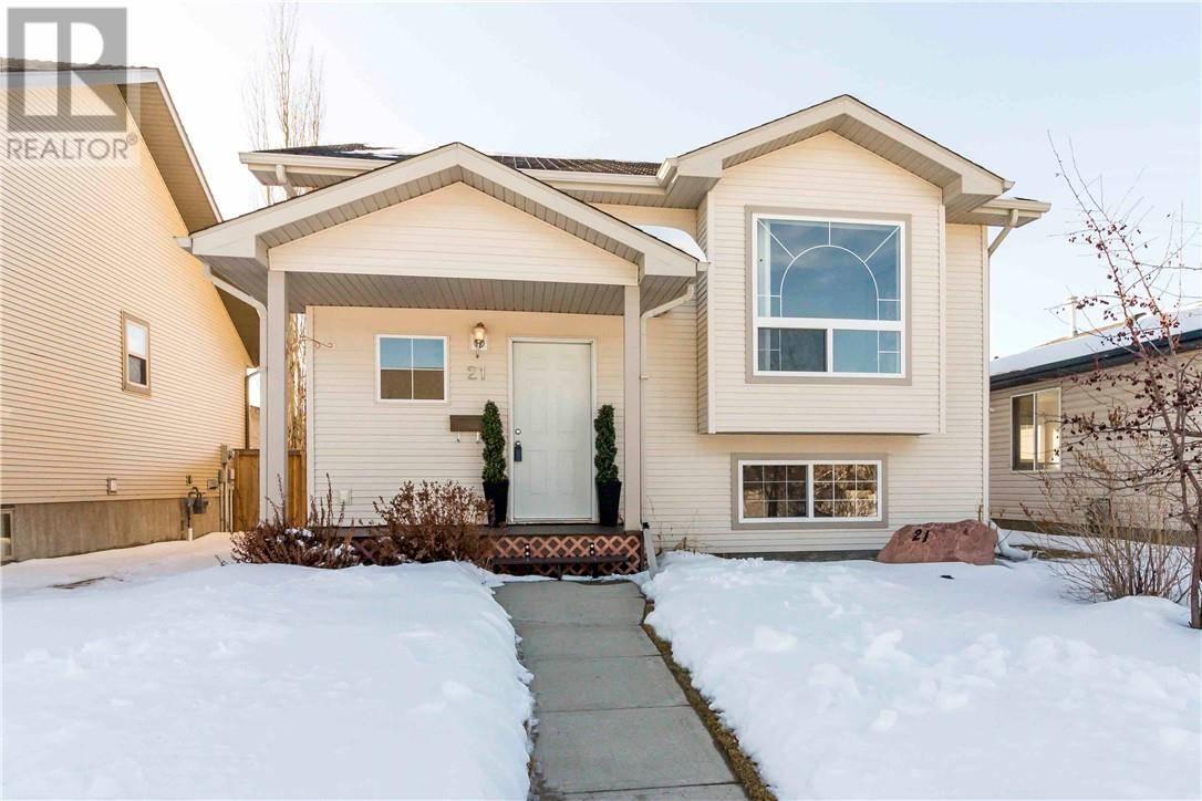 House for sale at 21 Downing Cs Red Deer Alberta - MLS: ca0189717