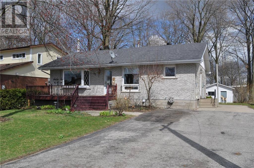 House for sale at 21 Dufferin St Penetanguishene Ontario - MLS: 256337