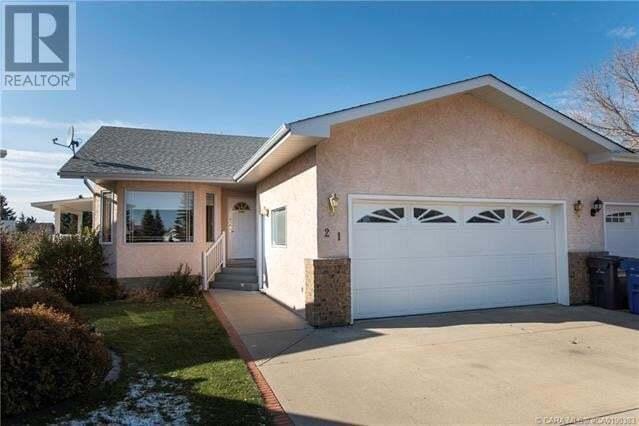 Townhouse for sale at 21 Dunn Cs Red Deer Alberta - MLS: CA0190383
